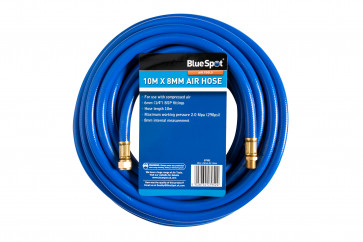 BlueSpot 10m x 8mm Air Hose