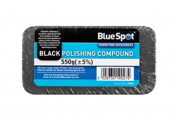 BlueSpot Black Polishing Compound (500g)