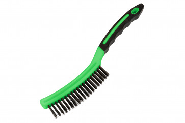 BlueSpot Soft Grip Wire Brush