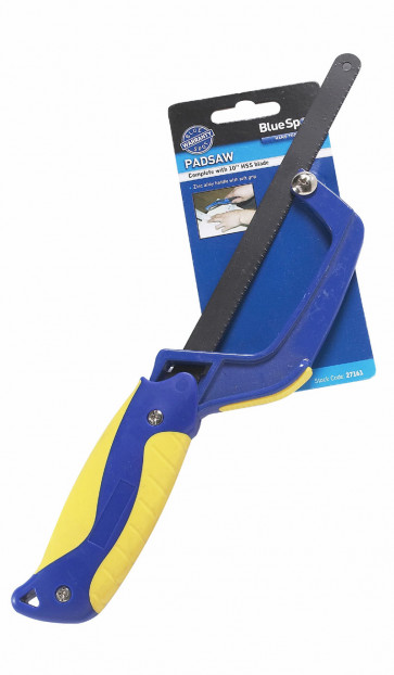 "BlueSpot 250mm (10"") Mini Hacksaw"
