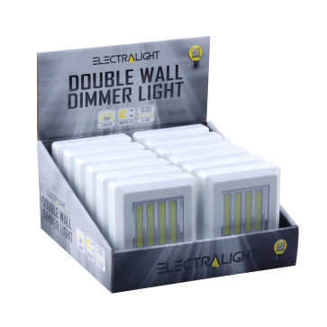 Electralight Double Wall Dimmer Light (350 Lumens)