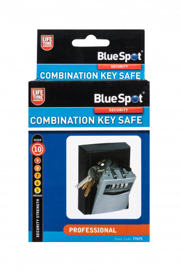 BlueSpot Combination Key Safe