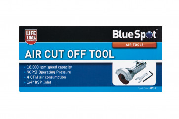 BlueSpot Air Cut Off Tool