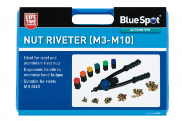 BlueSpot Nut Riveter (M3-M10)