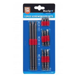 BlueSpot 12 PCE Power Bit Set
