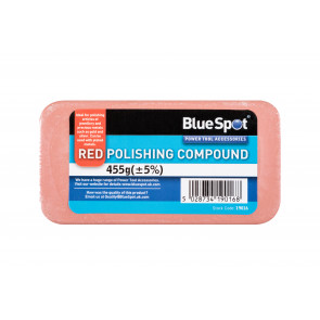 BlueSpot Red Polishing Compound (500g)