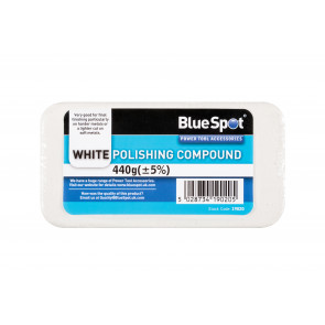 BlueSpot White Polishing Compound (500g)