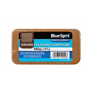 BlueSpot  Brown Polishing Compound (500g)