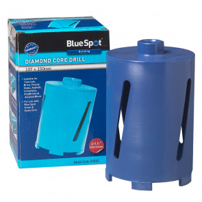BlueSpot 107 X 150mm Diamond Core Drill
