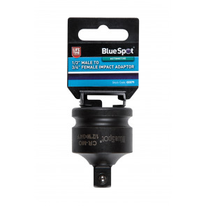 "BlueSpot 3/4"" Female to 1/2"" Male Impact Adaptor"