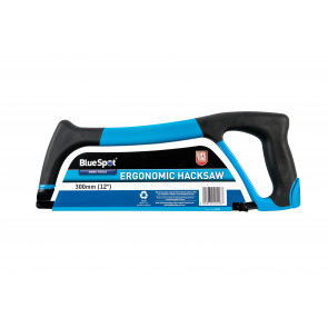 "BlueSpot 300mm (12"") Ergonomic Hacksaw"