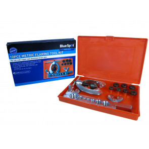 BlueSpot 10 PCE Metric Flaring Kit