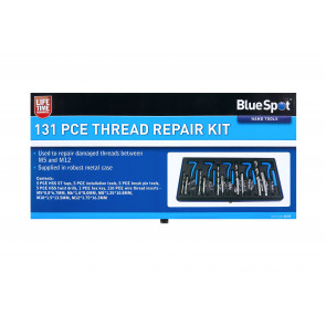BlueSpot 131 PCE Thread Repair Kit
