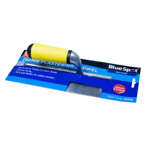 "BlueSpot 280mm (11"") Soft Grip Plastering Trowel"