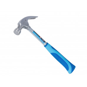 BlueSpot 16oz (450g) Steel Shaft Claw Hammer