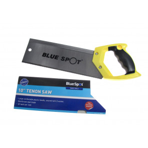 "BlueSpot 250mm (10"") Hardpoint Tenon Saw"