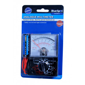 BlueSpot Analogue Multi-Meter