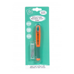 Handy Crafts Retractable Hobby Knife