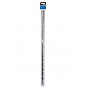 "BlueSpot 600mm (24"") Aluminium Ruler"