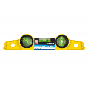 "BlueSpot  250mm (10"") Magnetic Scaffold Level"