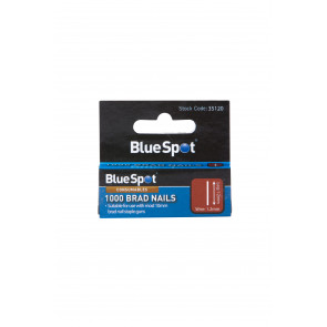 BlueSpot 1000 PCE 10mm Brad Nails