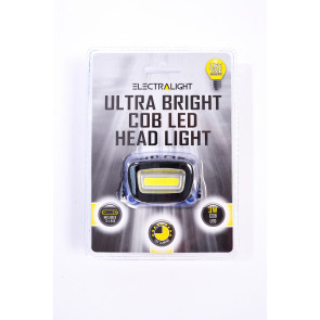 Electralight Ultra-Bright COB Head Light