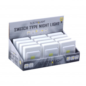 Electralight Switch Type Night Light (240 Lumens)