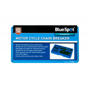 BlueSpot Motor Cycle Chain Breaker