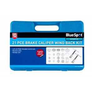 BlueSpot 21 PCE Wind Back Brake Caliper Kit