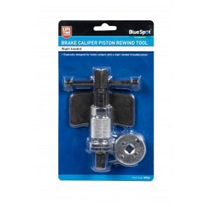 BlueSpot Right Threaded Brake Piston Wind Back Tool