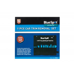 BlueSpot 11 PCE Car Trim Removal Set