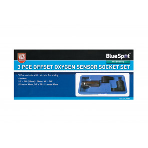 BlueSpot 3PCE Oxygen Sensor Wrench Set