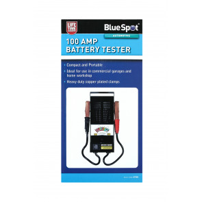 BlueSpot 100 AMP Battery Tester